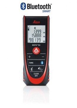 Dalmierz laserowy Leica Disto D2 BT Bluetooth Smart
